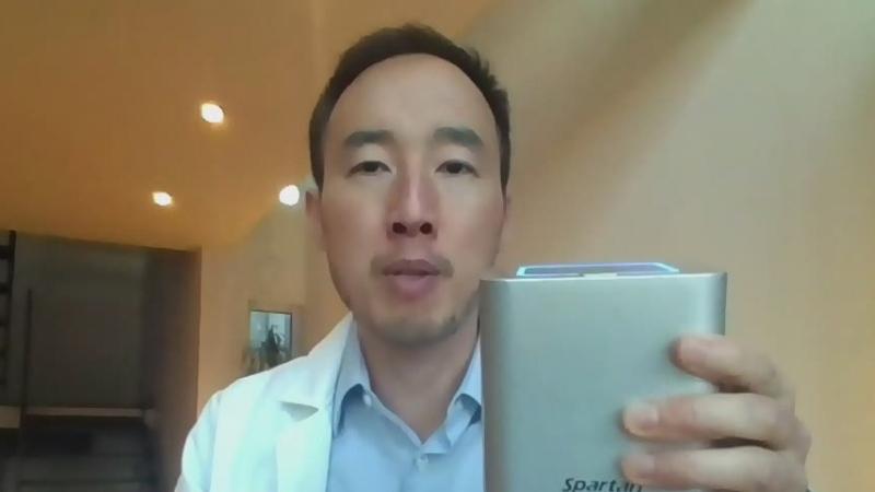 Spartan Bioscience CEO Paul Lem