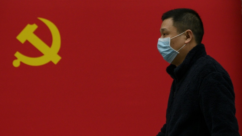For the first time, China has released data on the number of its asymptomatic coronavirus cases. (AFP)