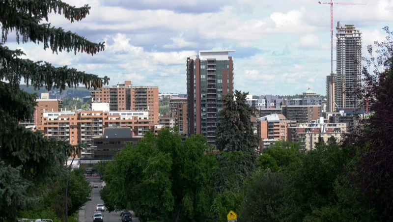 As of April 1, the majority of tenants in Alberta may not be evicted or charged late fees for missed rent during the COVID-19 pandemic (file)