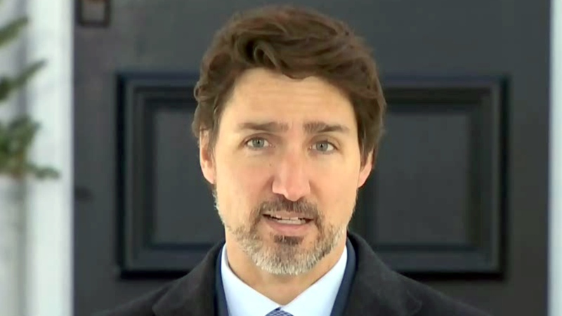 'We all have to answer the call to duty': Trudeau