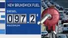 Price drops at New Brunswick pumps