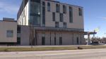 Cambridge Memorial Hospital seen on April 1, 2020. (Zayn Jinah / CTV Kitchener)