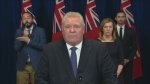 Ontario Premier Doug Ford.