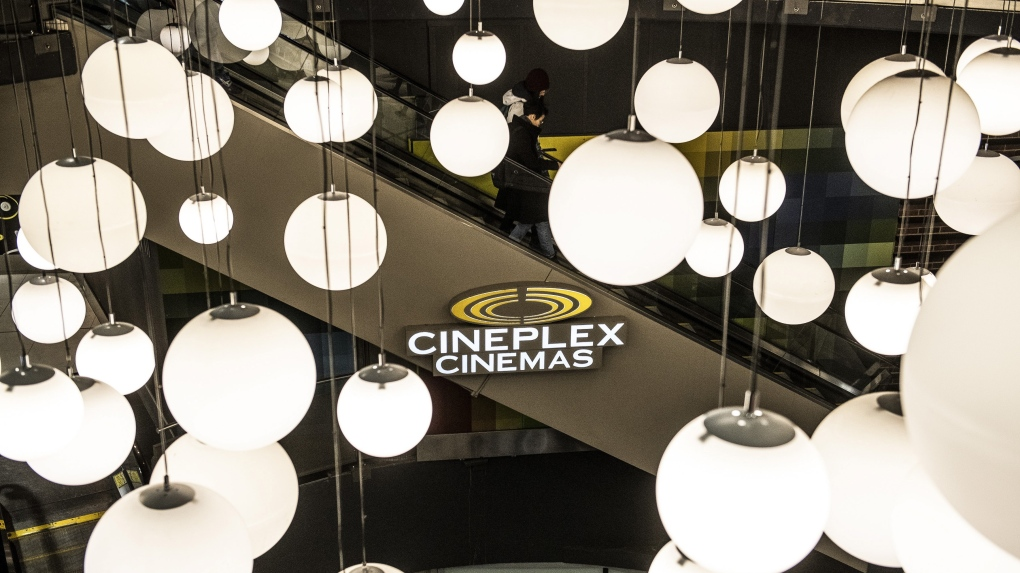 Cineplex To Keep Its Theatres Doors Closed For The Foreseeable Future Ctv News