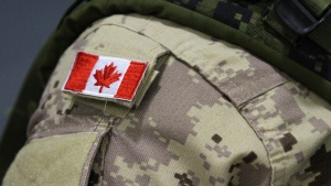 A training accident at Canadian Forces Base Wainwright left one solider dead Saturday. (File photo)