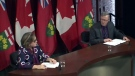 Ontario announces 426 new COVID-19 cases