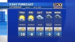 CTV Lethbridge Weather at 5 for Wednesday, Apr.01,