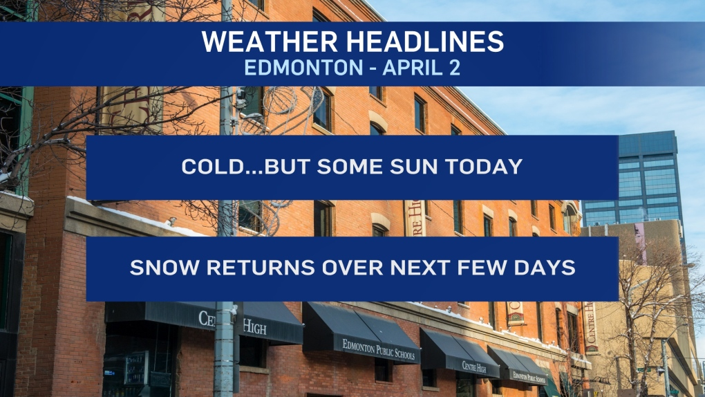 April 2 weather headlines