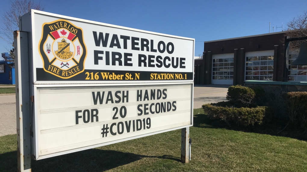 Waterloo Fire Rescue opens temporary station after ...