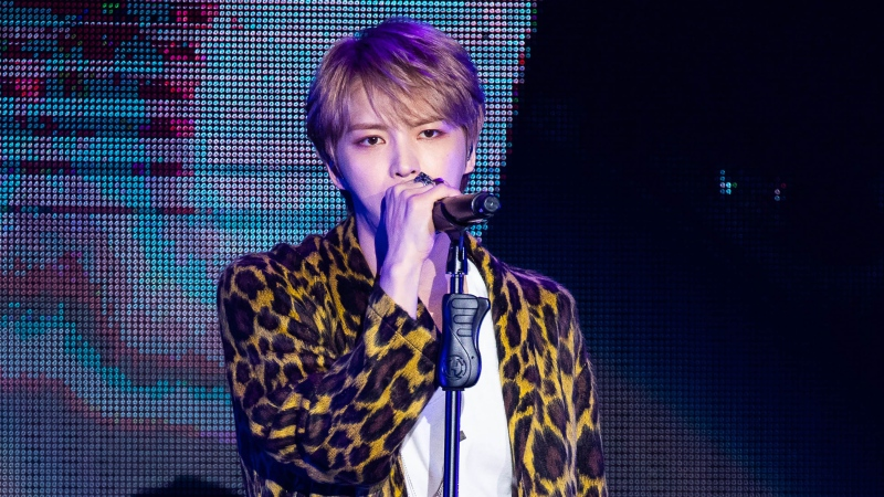 South Korean singer Kim Jae-joong has apologized for his post, where he told fans he had caught coronavirus after ignoring government warnings. (Visual China Group/Getty Images/CNN)