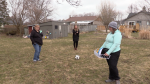 Huron County home childcare providers concerned about their safety and businesses amid COVID-19 fears on April 2, 2020. (Scott Miller/CTV London)