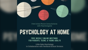 Little Oaks Psychologist is offering weekly support meetings online for parents and kids.