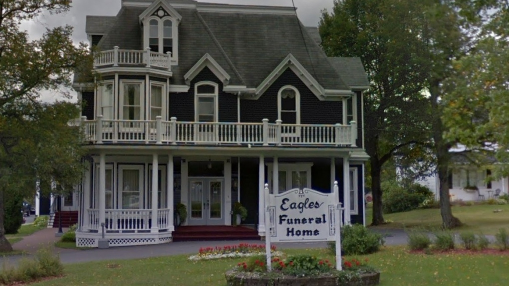 Eagles Funeral Home