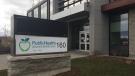 The Wellington-Dufferin-Guelph Public Health building seen in this file photo. (Dan Lauckner / CTV Kitchener)