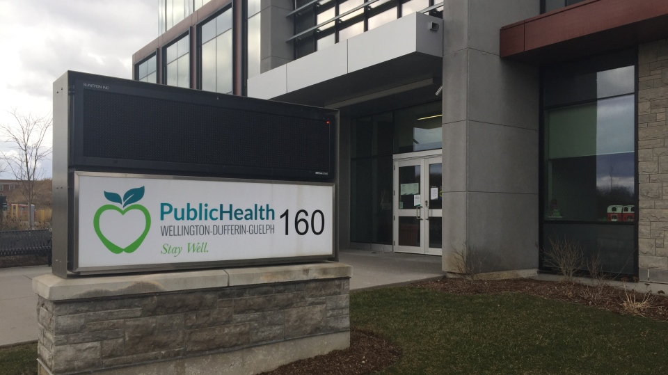 Wellington-Dufferin-Guelph Public Health