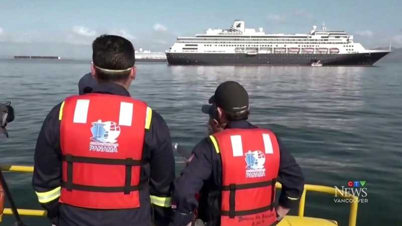 Canadians trapped on cruise ships to come home