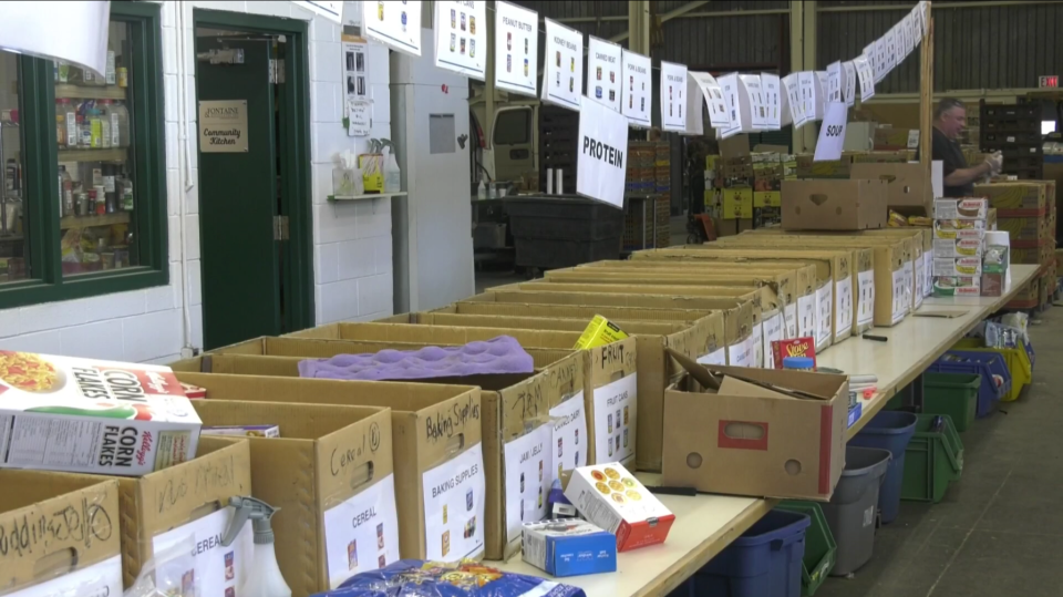 Sudbury Food Bank