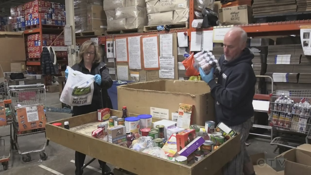 London Food Bank