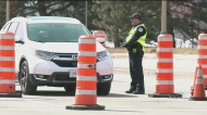 Drivers turned back by Gatineau Police