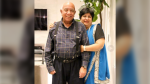Dr. Abubaker Notiar, 81,  died Sunday, after contracting COVID-19 the week before. The former family physician spent half a century working in Mombasa, Kenya. April 2, 2020.
