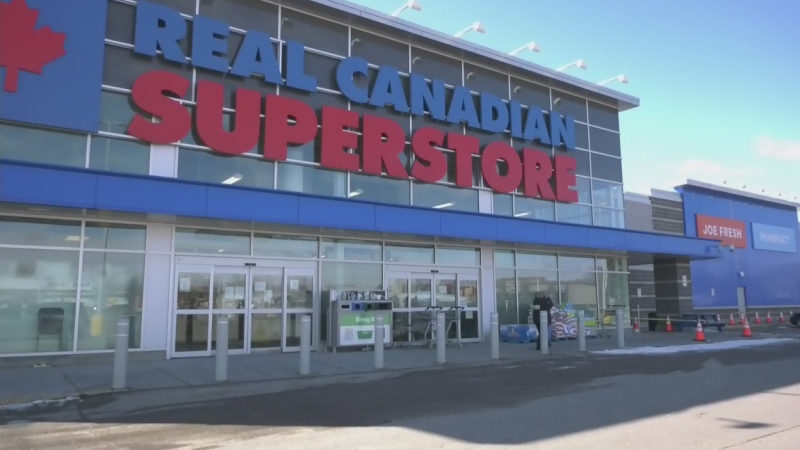 A Real Canadian Superstore is seen in this file image.