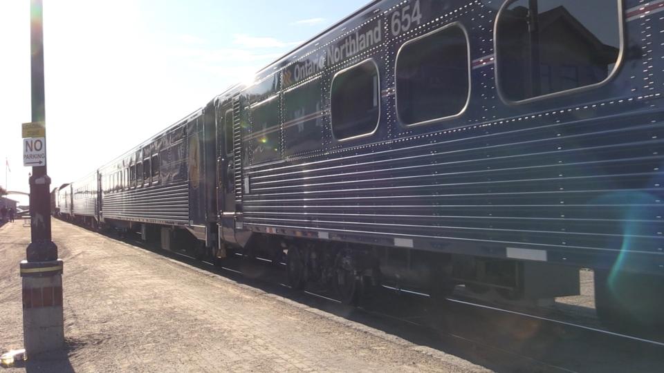 Ontario Northland Train
