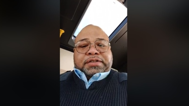 Detroit bus driver dies; posted video about coughing rider