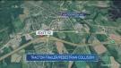 Man dies after being struck by tractor-trailer