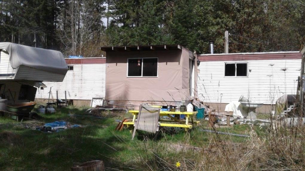 Nanaimo fire arson