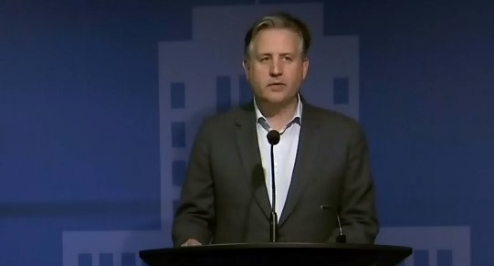 Mayor Stewart on Vancouver response