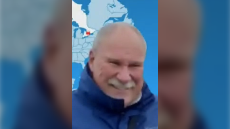 Canadian Bob Rorison