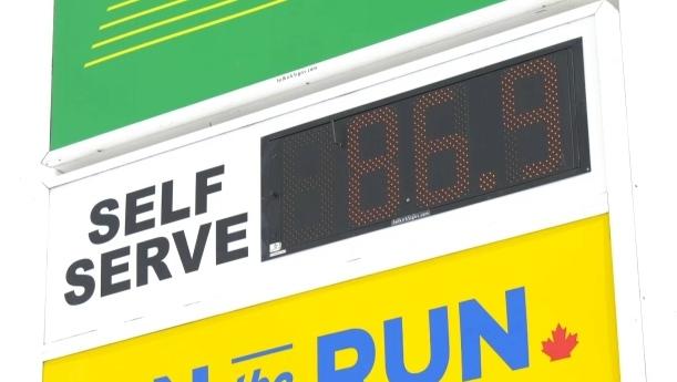 Gas Prices Vegreville