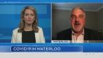 Waterloo mayor talk