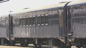 Watch Sergio Arangio's report about reaction to the temporary suspension of Ontario Northland's Polar Bear Express train service. (CTV Northern Ontario)