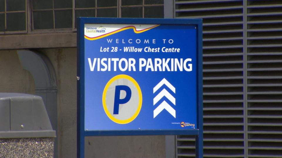 Drivers taking advantage of free hospital parking