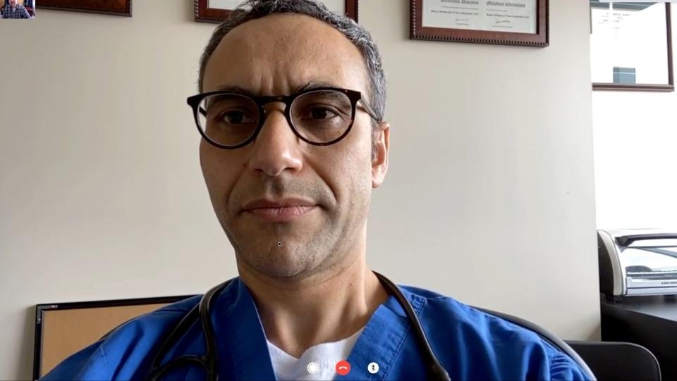 Doctor Abdu Sharkawy