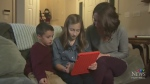 Watch what's on your kids' screens: RCMP