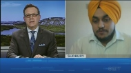 Watch Tony Ryma's interview with Gurpreet Singh in Sudbury about the international student perspective of the pandemic. (CTV Northern Ontario Apr. 2/20)
