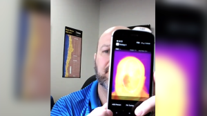 Ionic Mechatronics is promoting a temperature screening mobile application that was developed with the World Health Organization during the Ebola crisis.