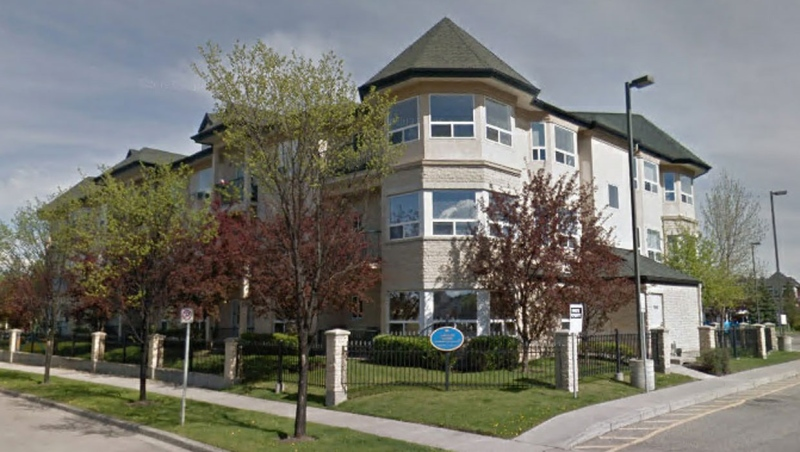 Two cases of COVID-19 have been confirmed at the McKenzie Towne Retirement Residence, a facility right across the street from a long-term care centre where eight residents have died from the illness. (Google Streetview)