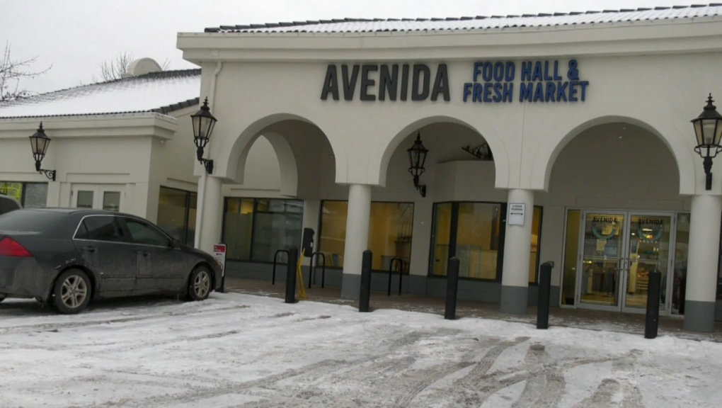 calgary, avenida food market, robbery, stolen item