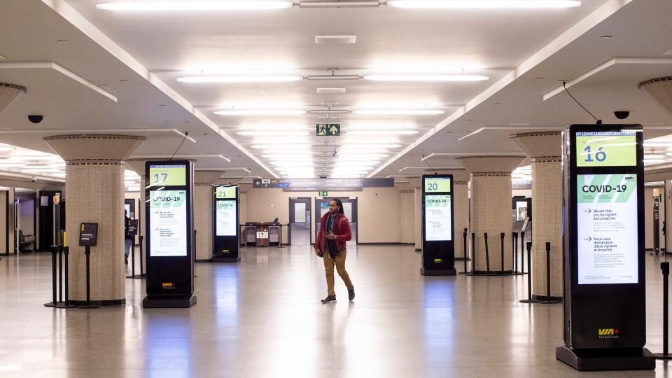 VIA Rail has altered service amid COVID-19 crisis