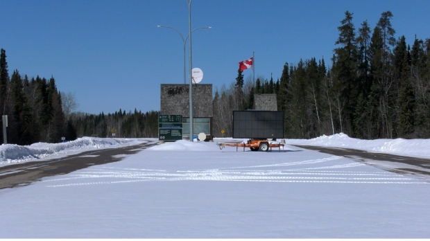 Prince Albert National Park is temporarily closed due to COVID-19.