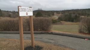 Golf courses across the Maritimes are starting their spring maintenance programs, despite remaining closed due to COVID-19.