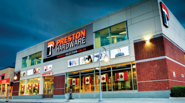 Preston Hardware in Ottawa (Photo courtesy: www.prestonhardware.com)