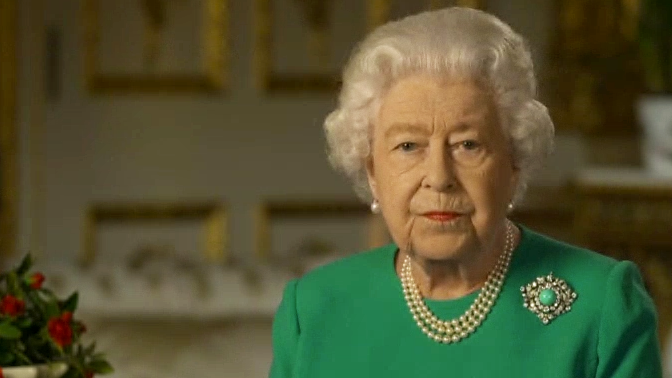The Queen delivers address amid COVID-19 outbreak
