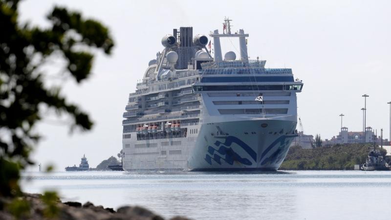 Coral Princess cruise