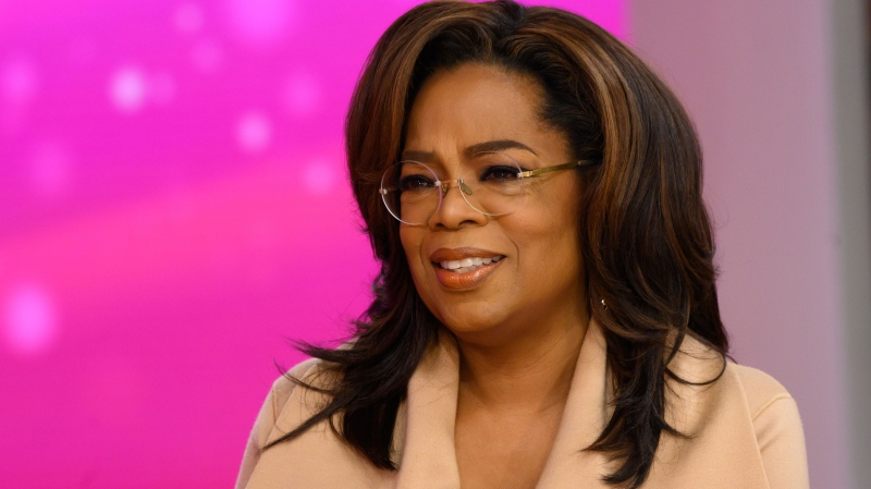 Oprah Winfrey announced on Instagram that she is donating millions to coronavirus relief. (Zach Pagano/NBC/Getty Images)