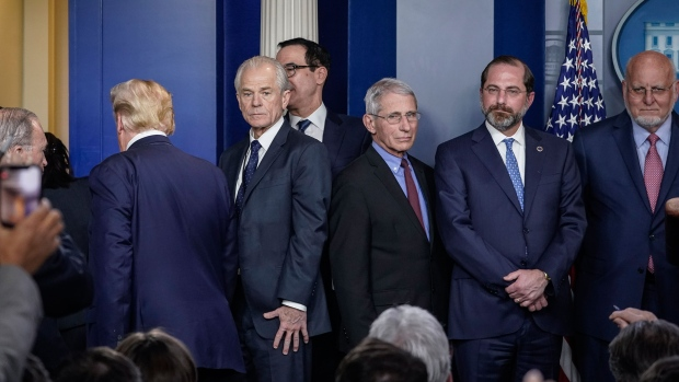 Heated disagreement breaks out in White House Situation Room over hydroxychloroquine