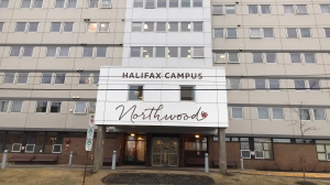 Northwood's Halifax campus is seen on Gottingen Street on April 6, 2020. (Carl Pomeroy/CTV Atlantic)